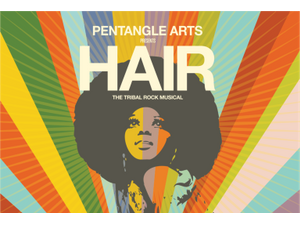 HAIR The Tribal Rock Musical  - start Apr 20 2018 0730PM