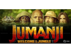 FREE Movie in the Park- Jumanji - start Apr 28 2018 0600PM