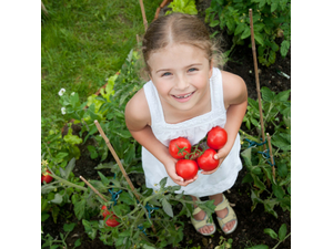 Growing Up Gardening Planting a Sense of Purpose Responsibility in Children - Apr 25 2018 0800AM