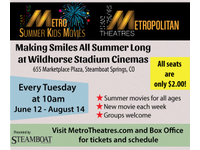 Metro summer kids movies   steamboat magazine 600x500