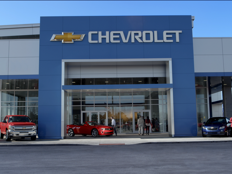 Beautiful Key Auto Group Of Portsmouth, New Hampshire, Plans To Build A  4.8 Million Dollar Chevrolet Dealership On Sykes Mountain Avenue In White  River Junction.