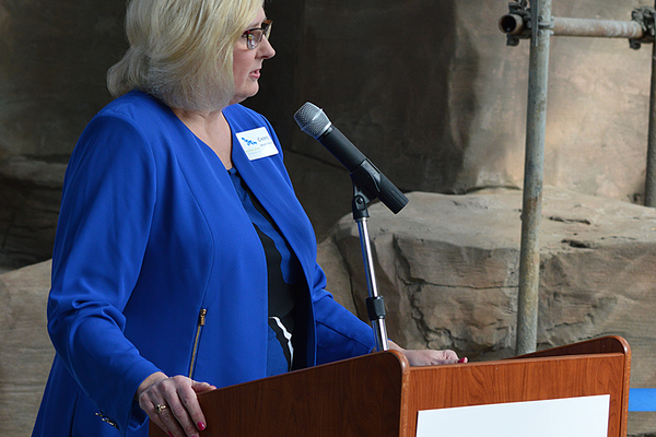 Cheryl Tracy Executive Director of National Aviary