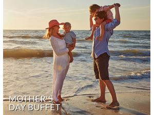 Mothers Day at Sundial Beach Resort  Spa - start May 13 2018 1000AM