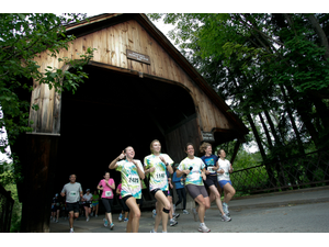 Covered Bridges Half Marathon Pasta Supper - start Jun 02 2018 0500PM