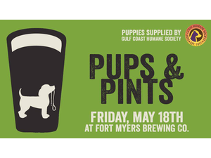 Pups  Pints at FMBrew - start May 18 2018 0600PM