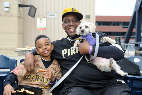 Pittsburgh Pirates' Pup Night, photo provided by the Pittsburgh Pirates