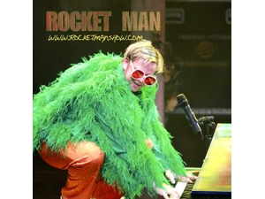 The Rocket Man Elton John Tribute - start Jun 23 2018 0800PM