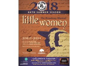 Little Women - start Jun 27 2018 0200PM