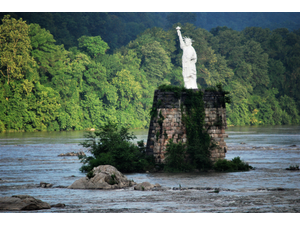 The Legend Behind Lady Liberty on the Susquehanna River - Jun 11 2018 0350PM