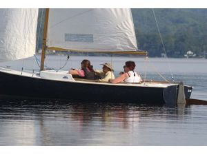 Mascoma Sailing Club Programs Bring The Joy Of Sailing To Everyone - Jun 14 2018 1221PM