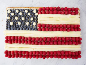 Flag Cake Baking for Kids - start Jul 03 2018 0900AM