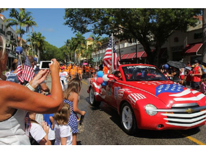 Naples 4th of July Parade - start Jul 04 2018 1000AM