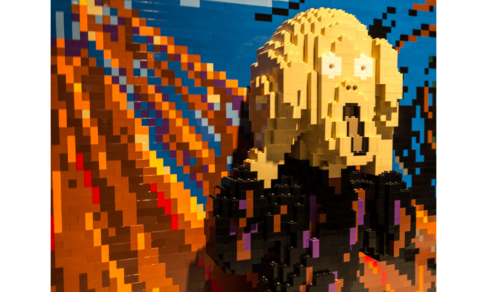 THE ART OF THE BRICK, The World's Largest Display Of Lego ...
