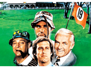 Free Indoor Movie Night Caddyshack - start Jul 28 2018 0700PM