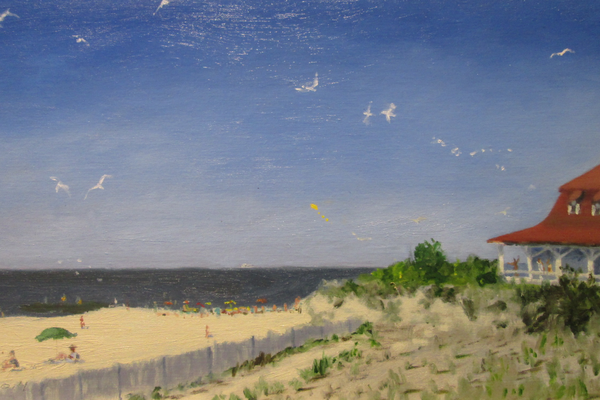 'Cape May Point 1' by Joseph Sweeney.