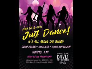 Just Dance - start Jul 20 2018 0600PM