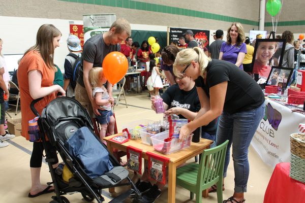 Maple Grove Days Business Expo 2018 (photo by Maple Grove Voice)