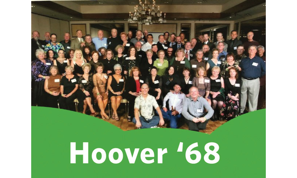 Hoover High Class of '68 Will Rock Out with Chuck Negron