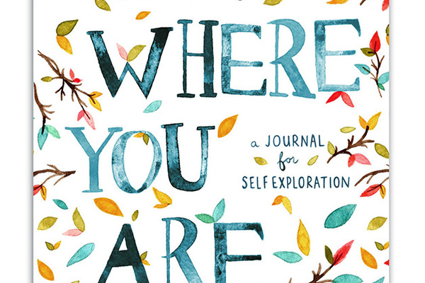 """Start Where You Are: A Journal for Self-Exploration"" by Meera Lee Patel"