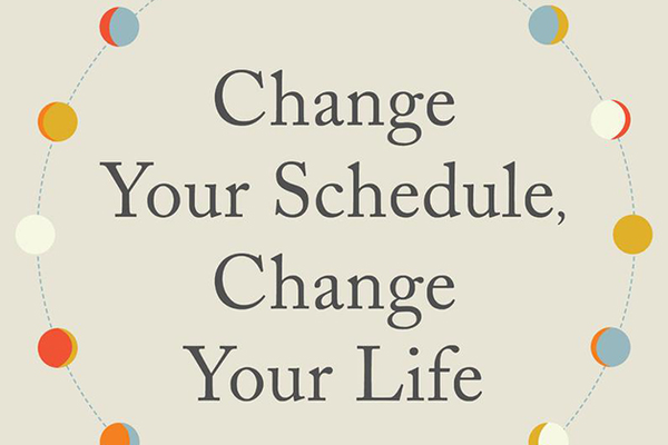 """Change Your Schedule, Change Your Life"" by Dr. Suhas Kshirsagar"