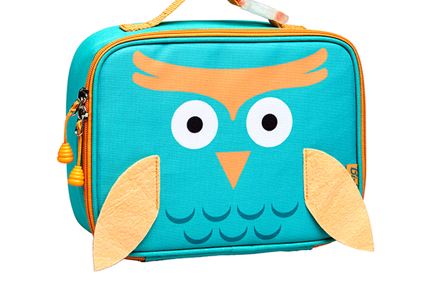 Bixbee Owl Pack Lunchbox