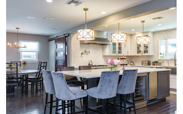 Open House: Style And Panache In Shades Of Gray