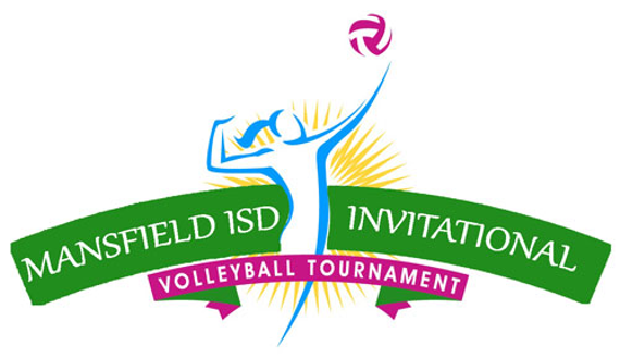 Misd volleyball tourney logo