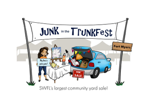 Junk in the TrunkFest  - start Sep 15 2018 0830AM