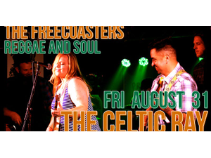 The Freecoasters at The Celtic Ray in Punta Gorda - start Aug 31 2018 0930PM