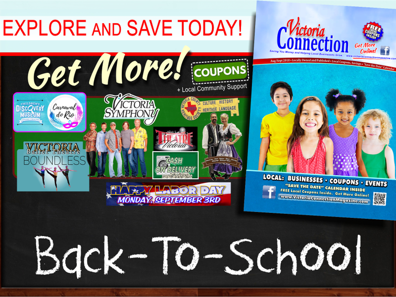 Victoria Connection Aug Sept 2018 Download Coupons Anytime