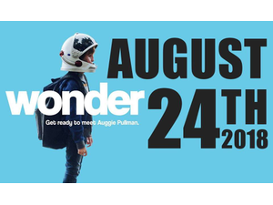 Movies in the Park - Wonder - start Aug 24 2018 0600PM