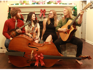 The Barefoot Movement Holiday Show - start Dec 01 2018 0400PM