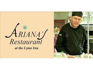 Fall Dining with Chef Martin From Arianas Kitchen at the Lyme Inn - start Sep 19 2018 0530PM
