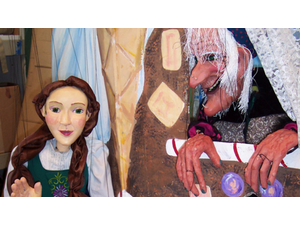 Puppet Show - Handsome and Gretel - start Sep 12 2018 1000AM
