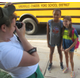 A photographer for Unionville Elementary School took plenty of photos of arriving students Photo by John Chambless
