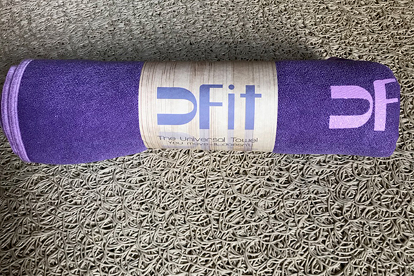 UFit Yoga Towel