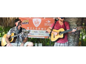 2018 ISLAND HOPPER SONGWRITER FEST - start Sep 21 2018 0900AM