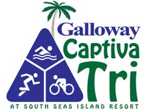 Galloway Captiva Triathlon Weekend 2018 - start Sep 15 2018 0900AM