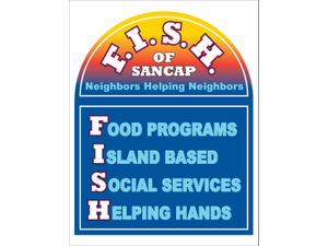FISH of SanCap Friendly Faces Luncheon - start Sep 11 2018 1130AM