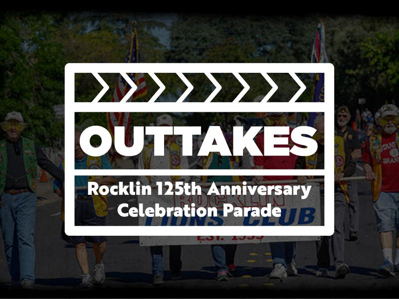 Rocklin 125th Anniversary Celebration Parade   Style