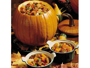 Cook Up a Hearty Pumpkin Stew - 09052018 0308PM