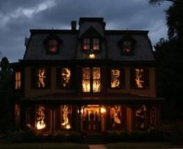 Medium haunted mansion