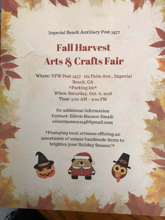 10 6 20vfw 20craft 20fair