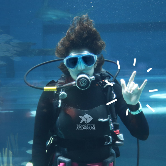 Scuba deaf 20awareness 20day