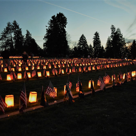 Remembrance 20day 20illumination  20gettysburg gettysburg 20foundation