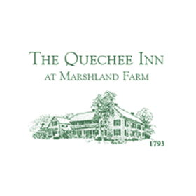 The quechee inn at marshland farm logo