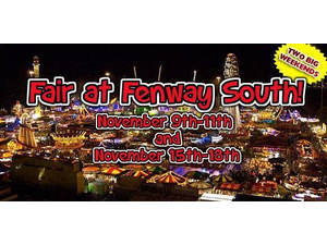 Fort Myers Fair At Fenway South - start Nov 09 2018 0500PM