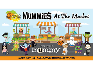 Mummies At The Market  - start Oct 27 2018 0900AM