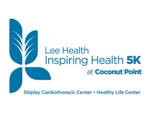 Lee Health Inspiring Health 5K - start Nov 17 2018 0730AM