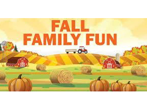 FAMILY NIGHT FALL FUN AT CHICK-FIL-A ESTERO - start Nov 13 2018 0500PM